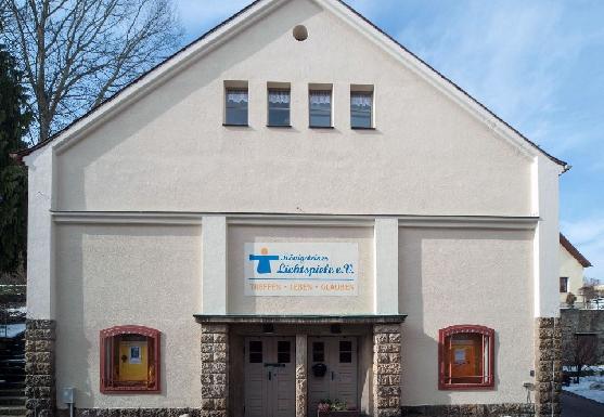 Improtheater Bühne Königsteiner Lichtspiele
