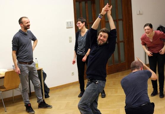 Workshop Improtheater Improkurs für Anfänger*innen