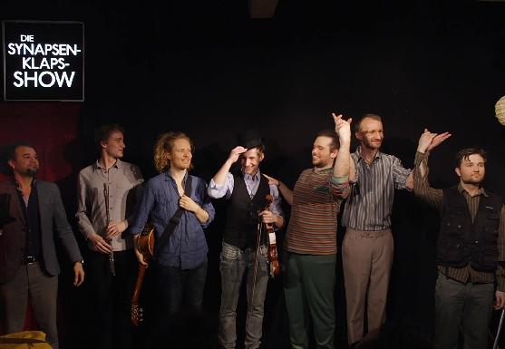 Improtheater Show Die Synapsenklaps Show
