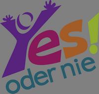 Improtheater Yes-Oder-Nie! Logo