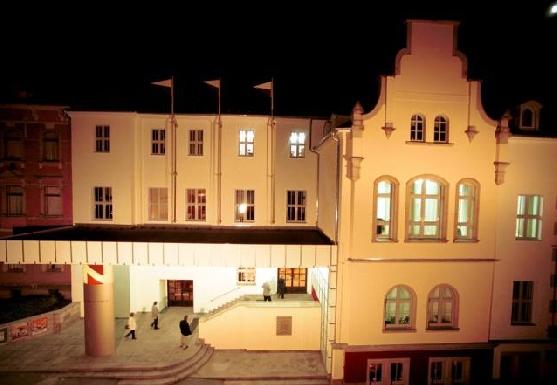 Improtheater Bühne Neuberin Theatertage