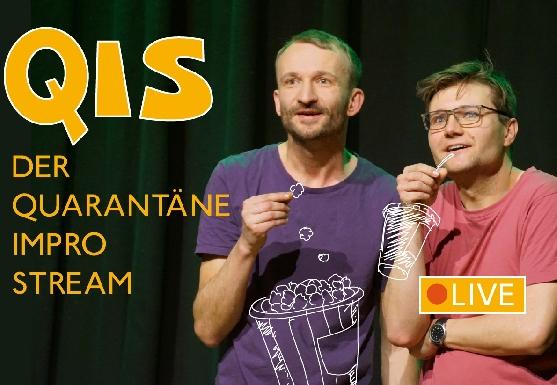 Improtheater Livestream vom 07.07.2020 20:00