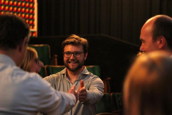 Workshop Improtheater Improtheaterkurs für Einsteiger*innen